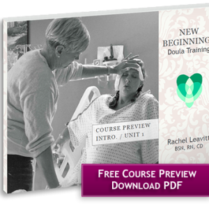 Free Birth Doula Course Preview