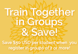Save $50 on Group Registrations